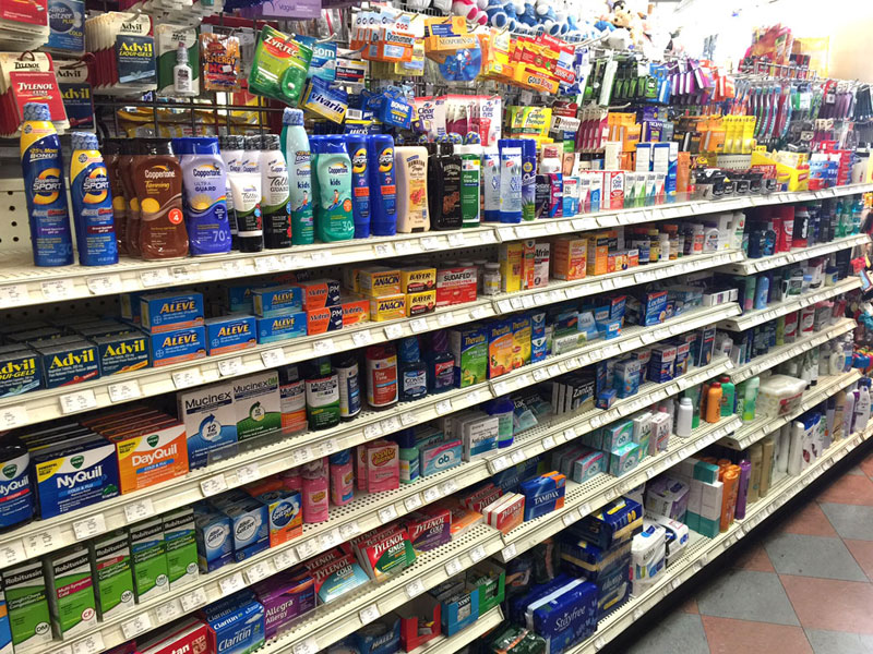 Century Food Mart - Medicine, OTC Drugs